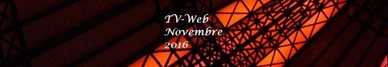 TV-Web Novembre 2016 Lyrique et Musique