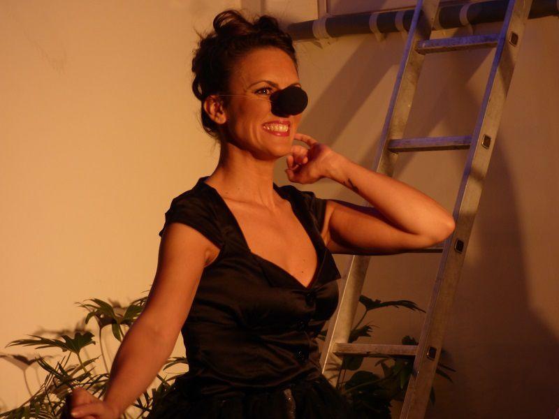 Dorothée Daffy - comédienne