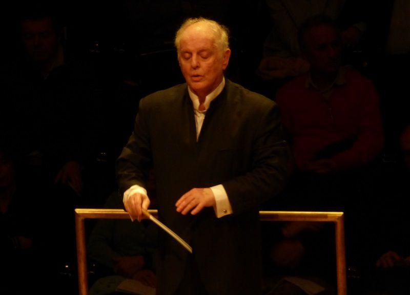 Daniel Barenboim - Symphonie n°3 de Bruckner - 07 janvier 2017