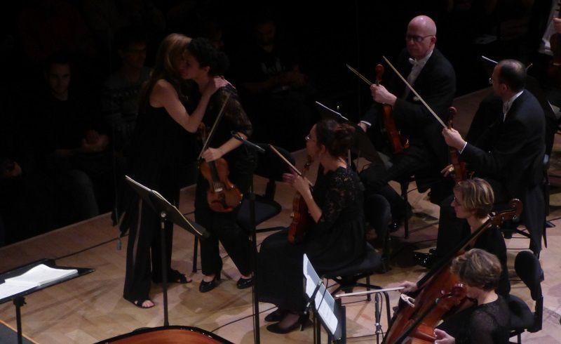 Barbara Hannigan (Schönberg-Berg-Gershwin-Philharmonique) Radio France