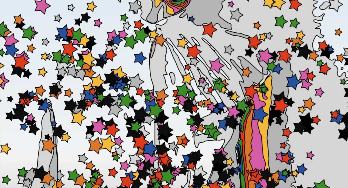 Psyché Coloring book Limited édition IN PROGRESS