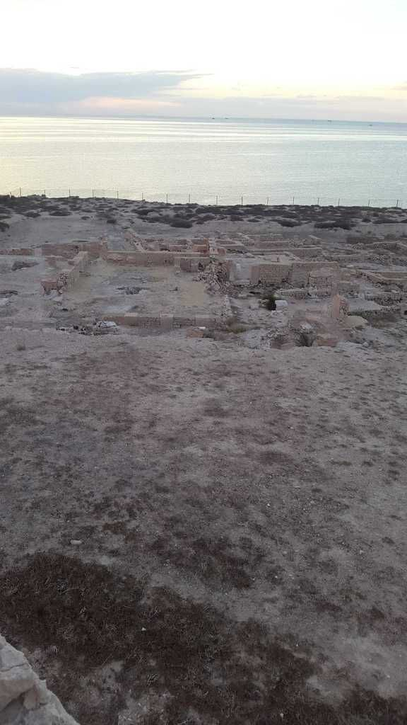 ruines de Borj Lahsar