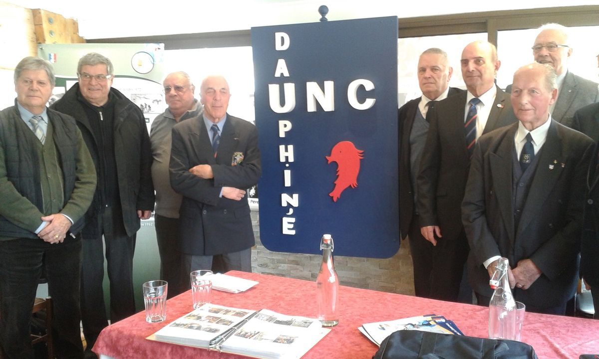 Réunion de Secteur Isère- Savoie 2015