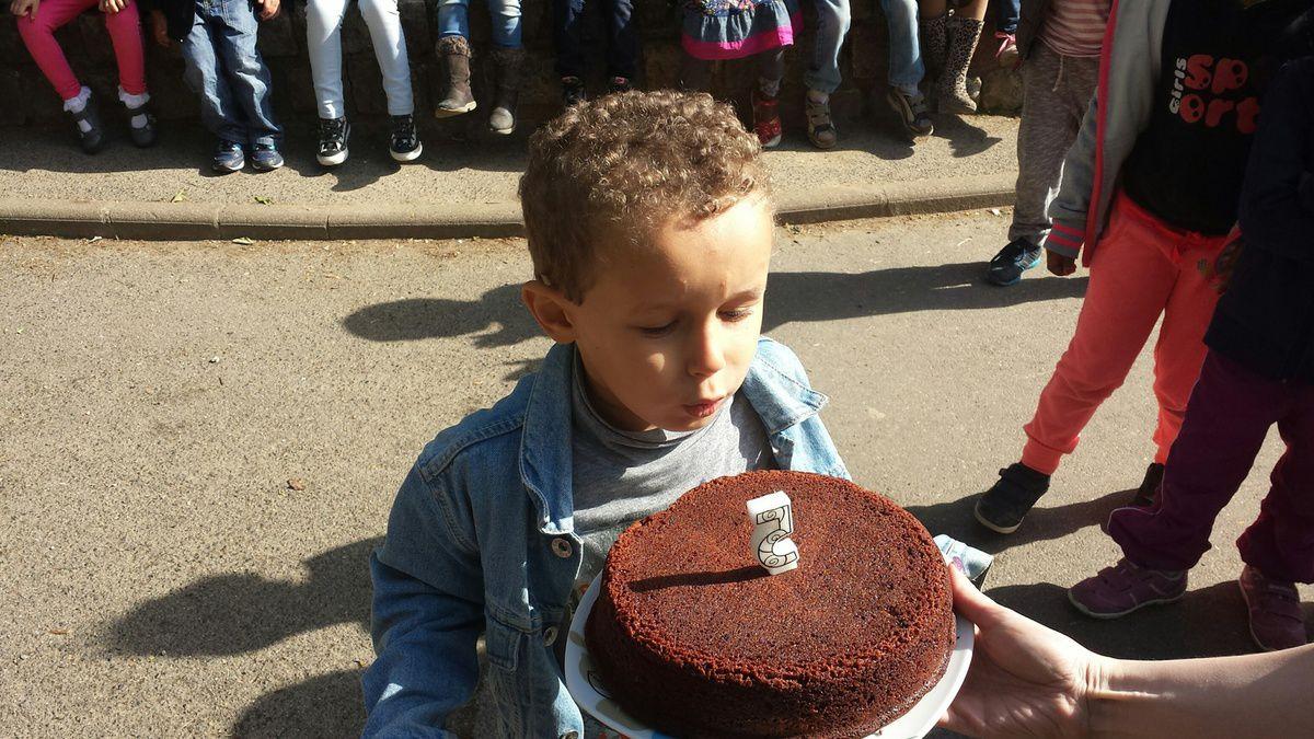 Yanis a eu 5 ans ! Joyeux anniversaire Yanis !