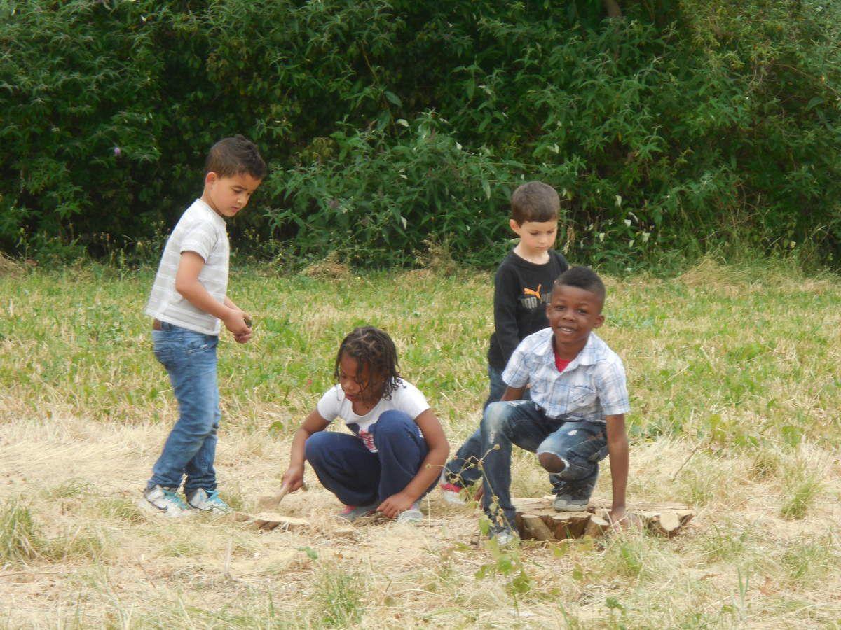 Sortie parc école 22.06.2015