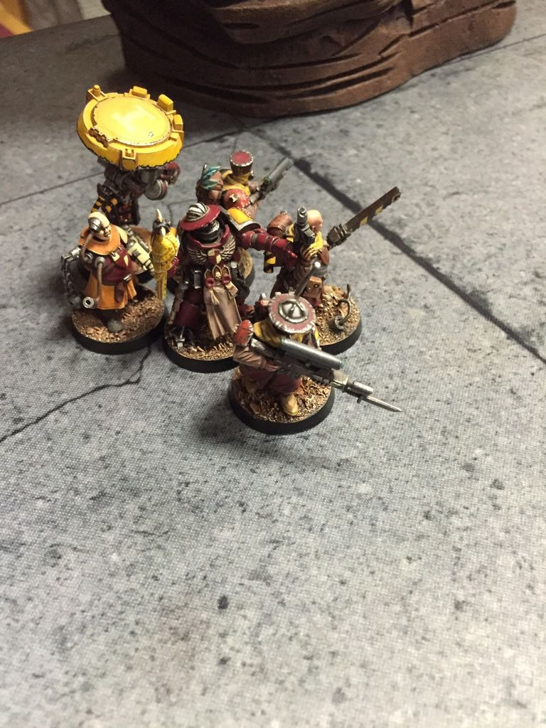 La bande Inquisitoriale