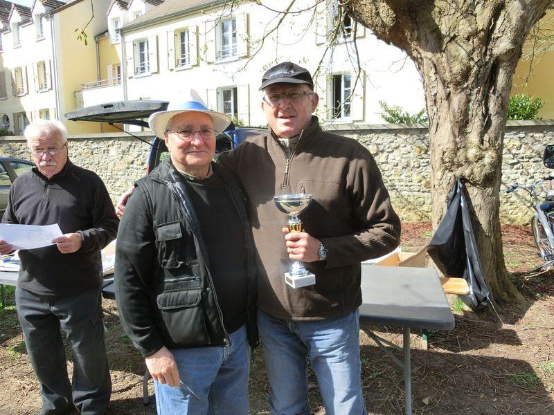 Concours Pêche Santeny 12/04/15