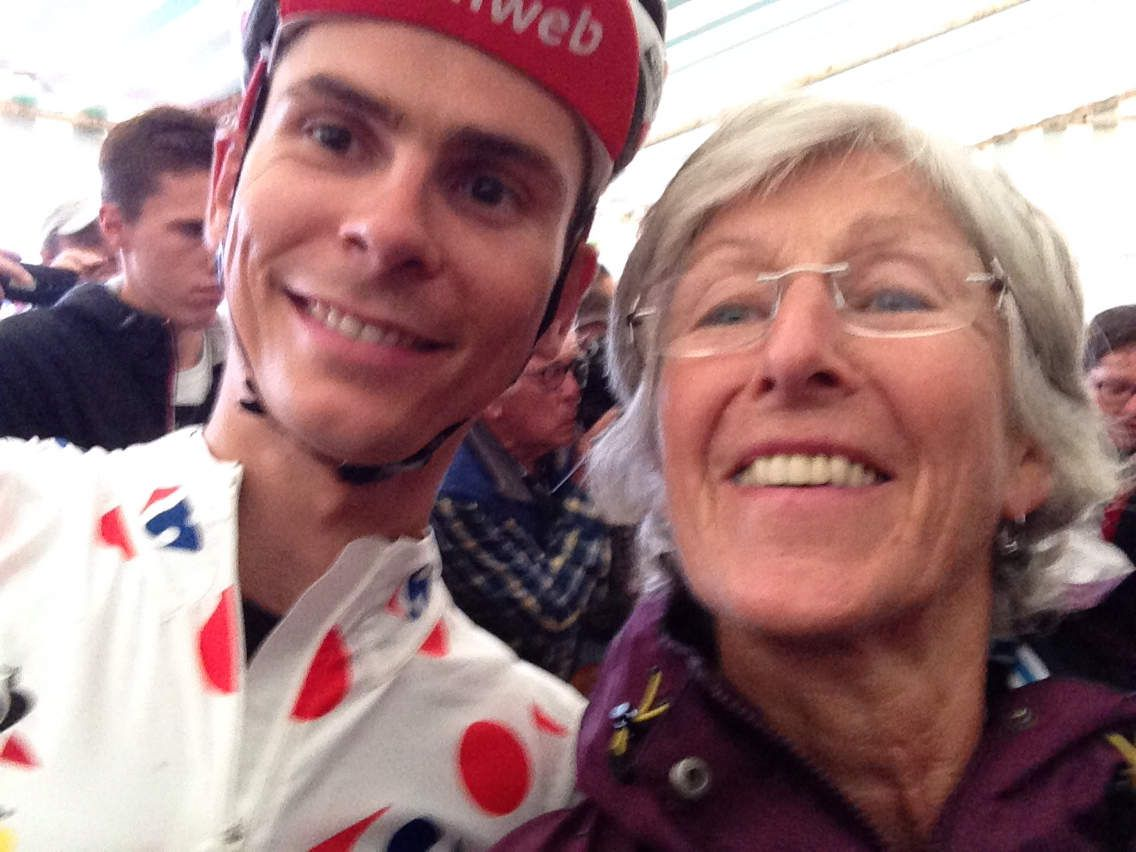 Camors, W BARGUIL super star !