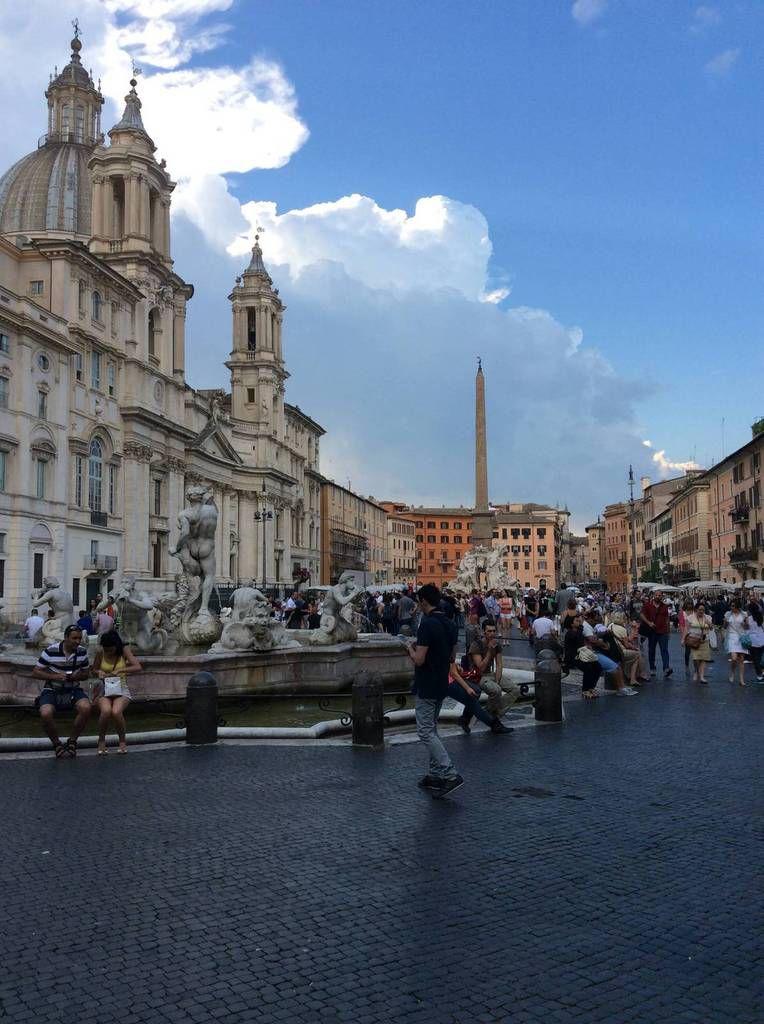 Notre Week-End à Rome !