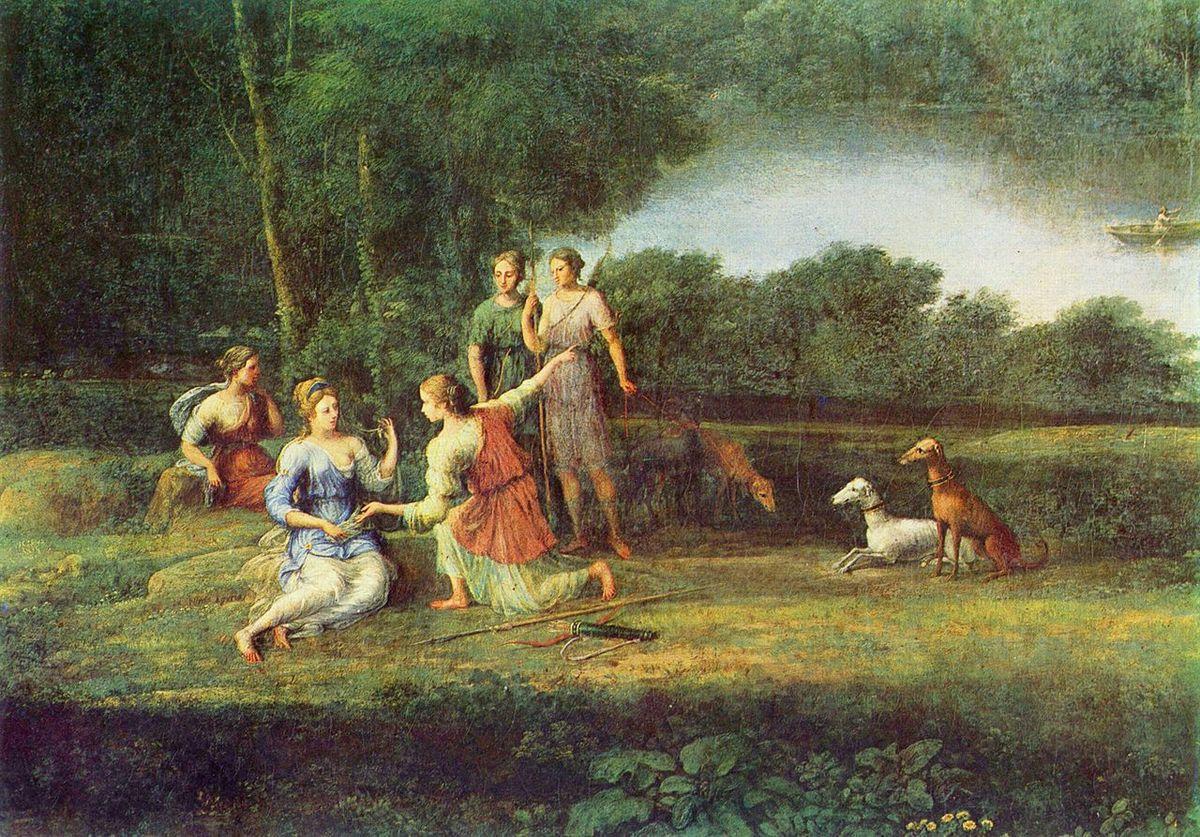 Egeria (égérie)&#x3B;  Mythologie romaine