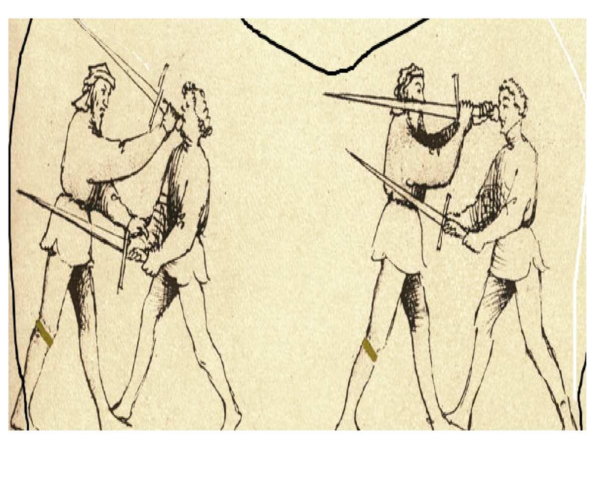 Arts martiaux historiques et science-fiction ?