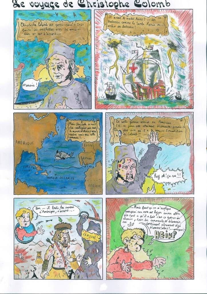 Planches des lauréats du Concours BD d'Angoulême 2017 épisode II