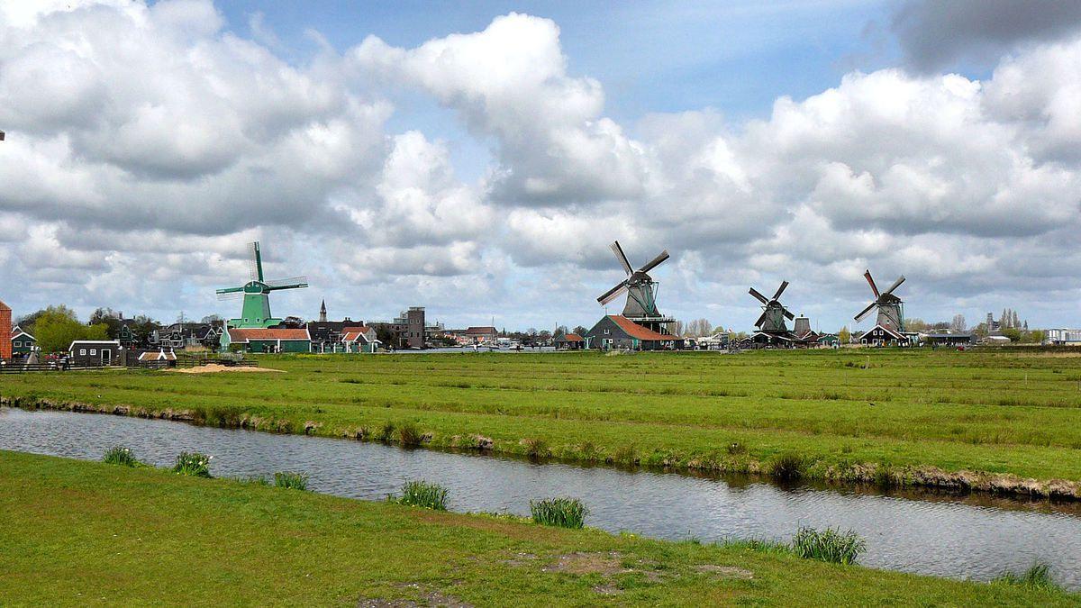 Zaanse  Schans........( Pays Bas )