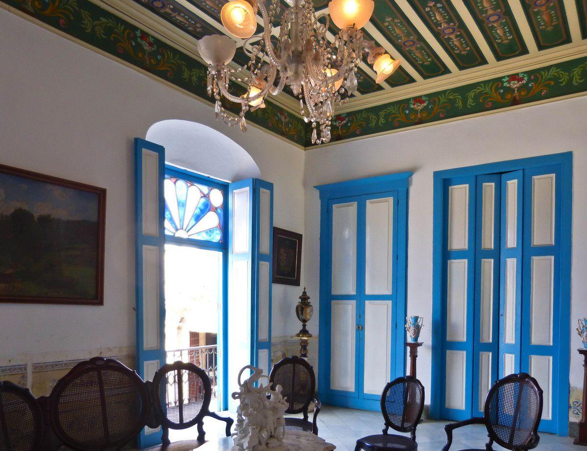 Casa del Conde de Lombillo (La Havane)