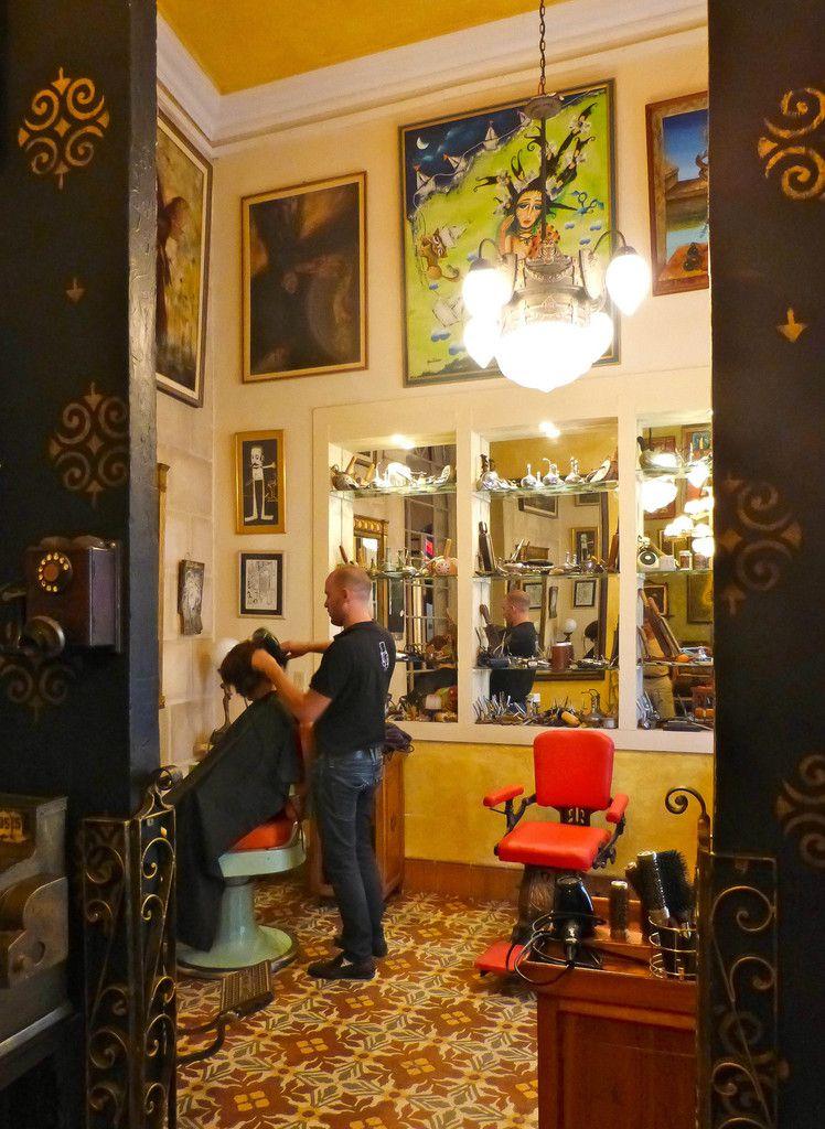 Salon de coiffure dans Habana Vieja