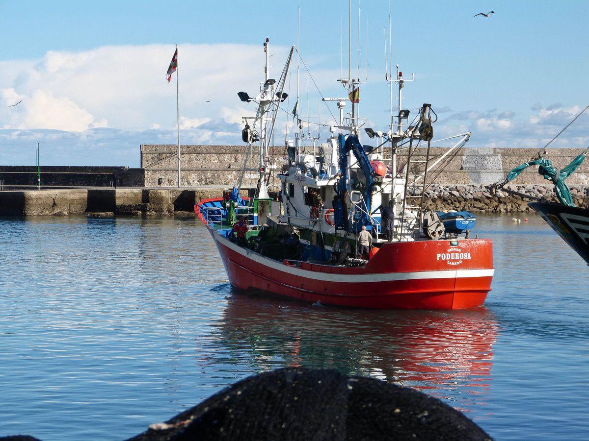 Devinette du samedi 31 octobre 2015 - Suite - Retour de pêche à Hondarribia