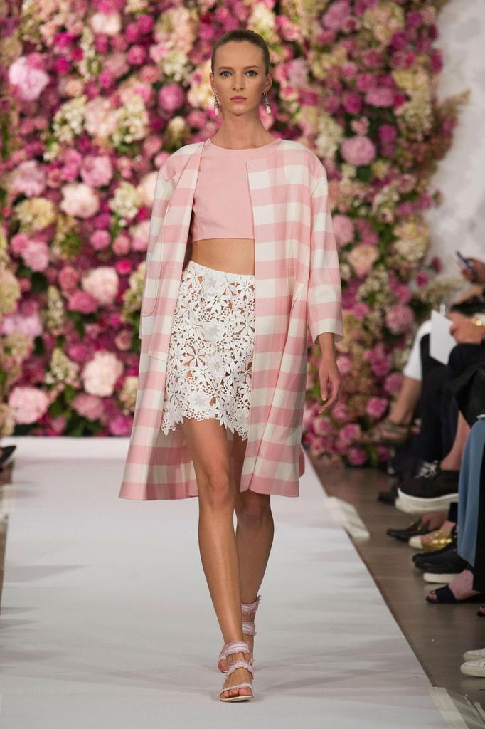 Fashion Week 2015 - Défilé Oscar de la Renta