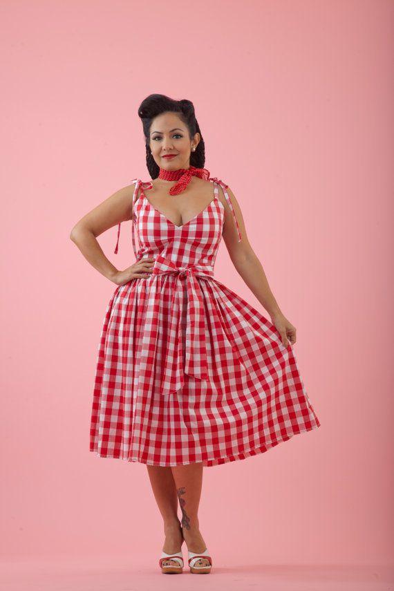 Les petites robes vintages vu sur le site Etsy (pour acceder au site cliquez sur la bannière en bas)