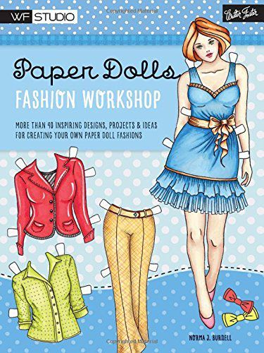 Paper dolls -  disponible sur amazon