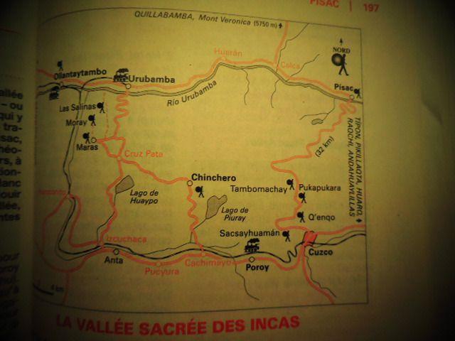 La vallée sacrée