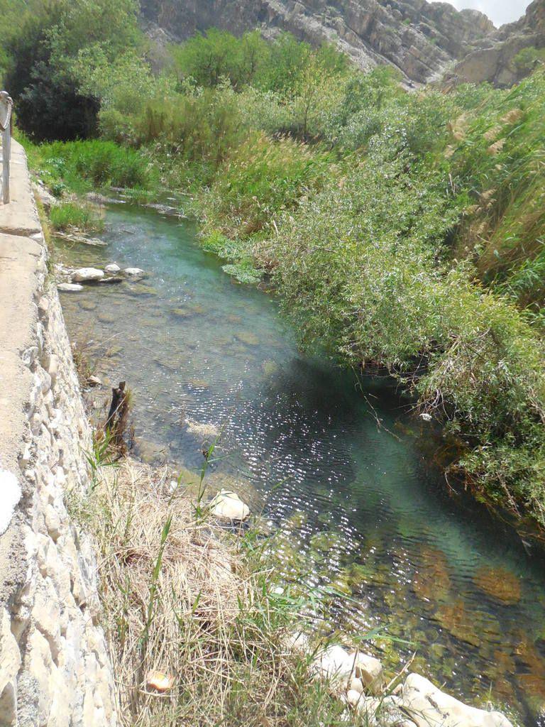 site de Bishapour et de Naqshe-Rostdam