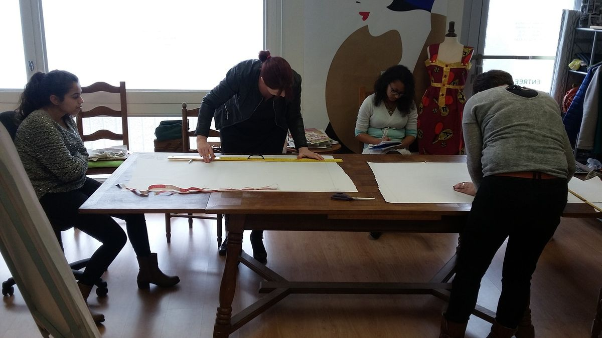 Cours de couture zurich for Couture a fribourg