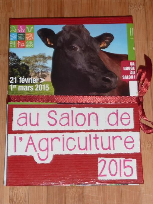 carnet du salon de l 39 agriculture 2015 le blog de capucine o2. Black Bedroom Furniture Sets. Home Design Ideas