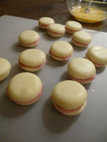 Oh des macarons ^^