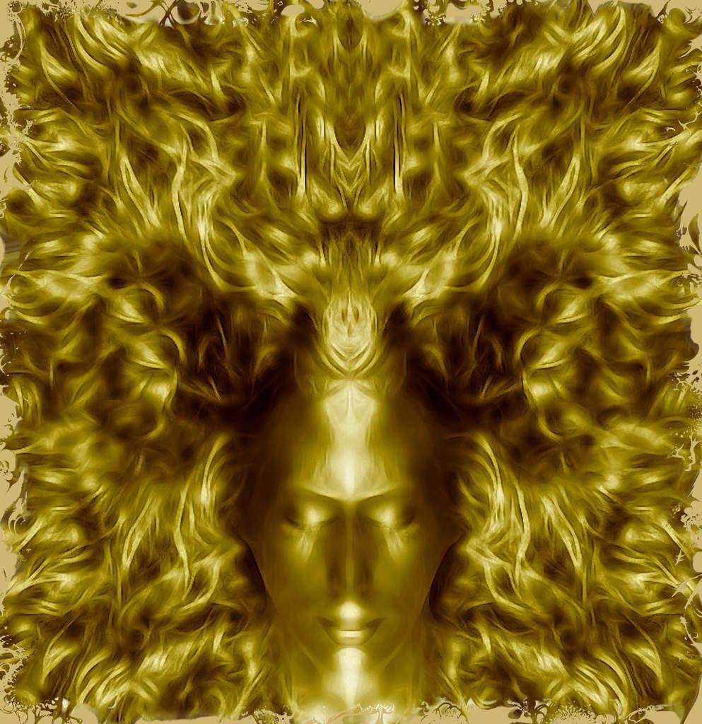 Erwin Pale Graphics - Arryl déesse solaire - 2005 - 2015