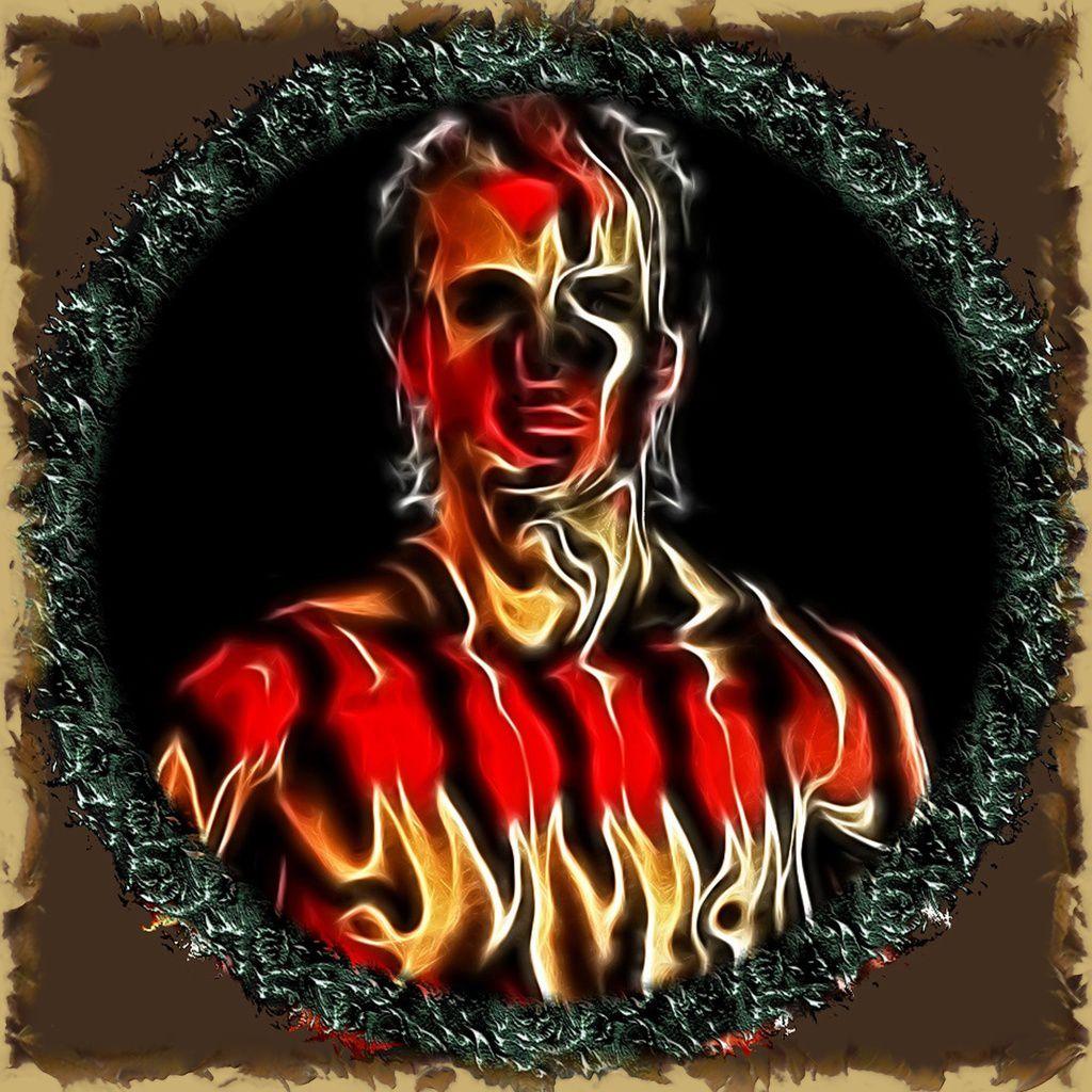 Erwin Pale Graphics - Seigneur du feu - 2005-2015