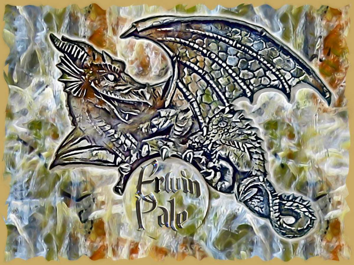 Erwin Pale Graphics - Dragon Rising - 2005 - 2015