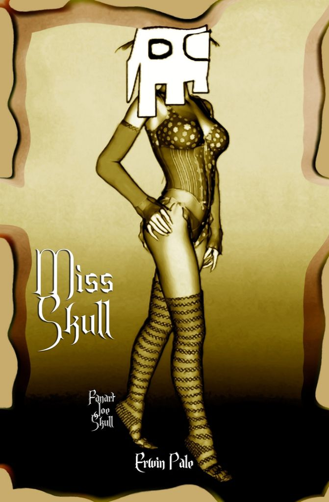 Erwin Pale Graphics - Miss Skull - 2015