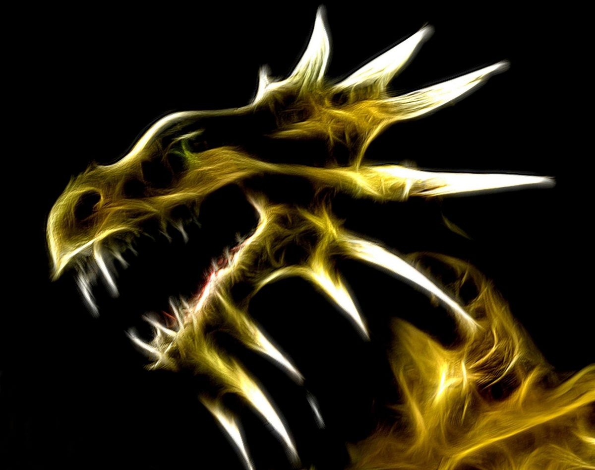 Erwin Pale Graphics - Luminescence du dragon - 2005-2015