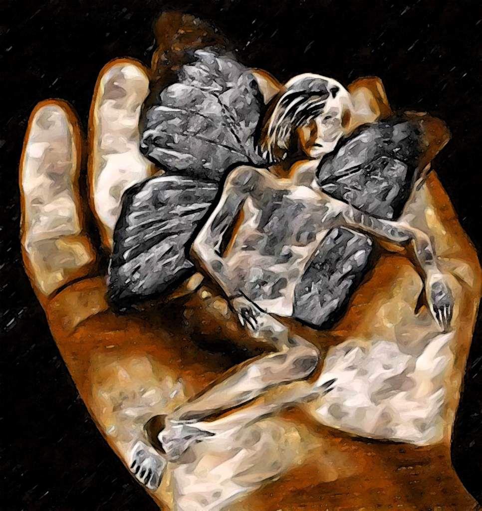 Erwin Pale Graphics - La Fée Blessée - 2005 - 2015