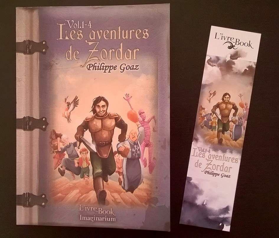 Les aventures de Zordar - Vol.1-4 - Philippe Goaz