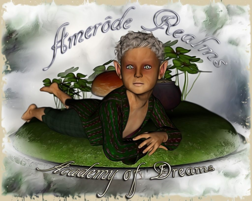 Erwin Pale Graphics - Amerôde Realms - 2005 - 2015