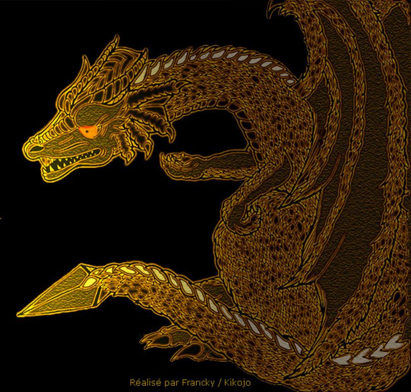 Dragon Or - Kikojo