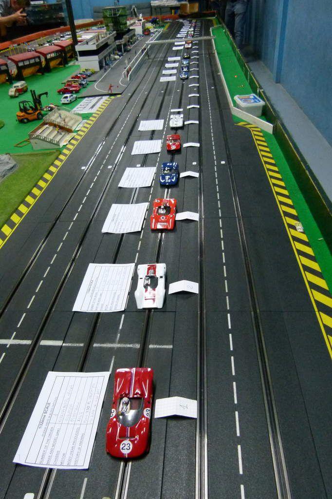Slot racing bordeaux