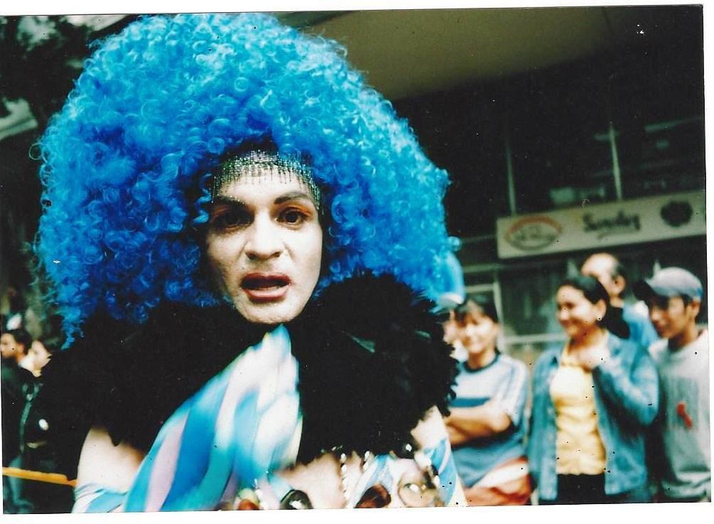 Fotografía de María Fernanda Quintero -2006.