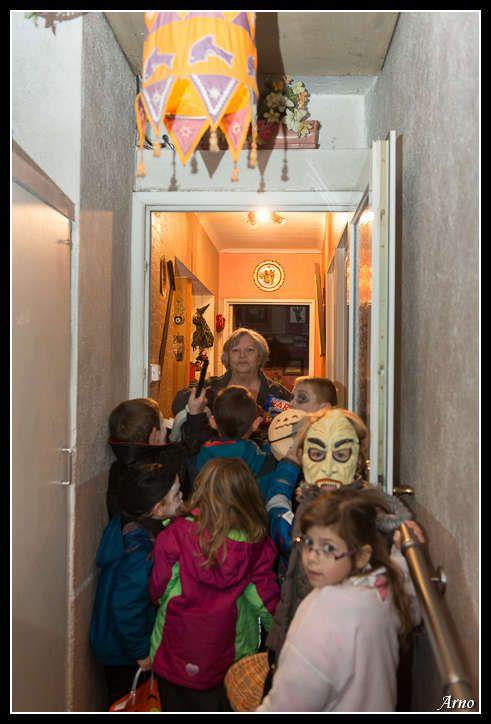 HALLOWEEN A FRAIS 30 OCTOBRE 2015