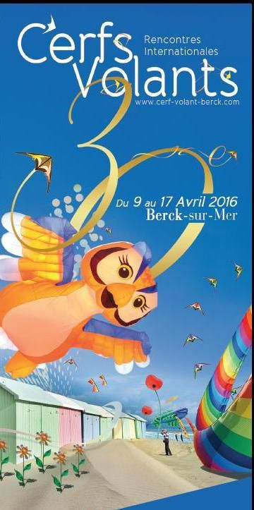 rencontre internationale cerf volant berck 2016