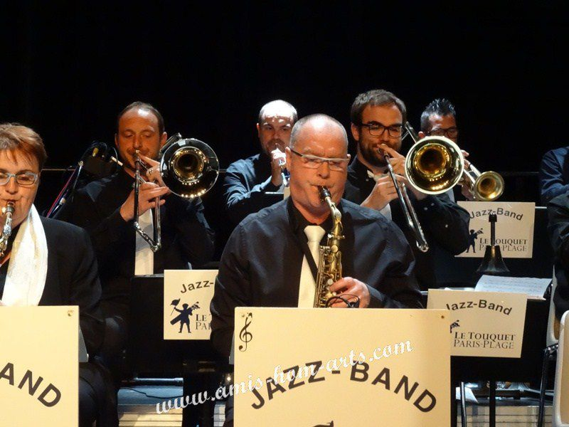 LE JAZZ BAND DU TOUQUET...UNE BELLE DECOUVERTE ...N°1
