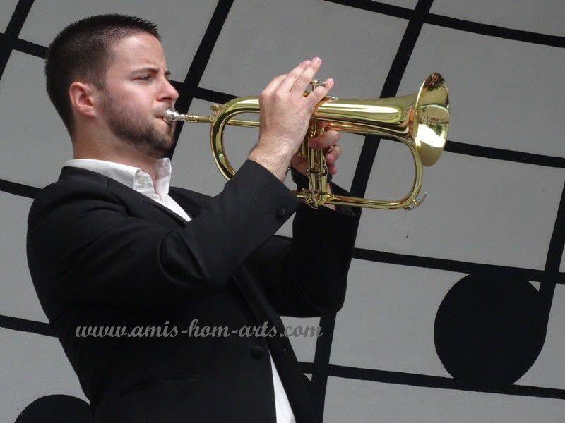 L'UNION MUSICALE DE CAMPAGNE LES HESDIN / BEAURAINVILLE...à L'AUDITORIUM DE BERCK...CE DIMANCHE MATIN...