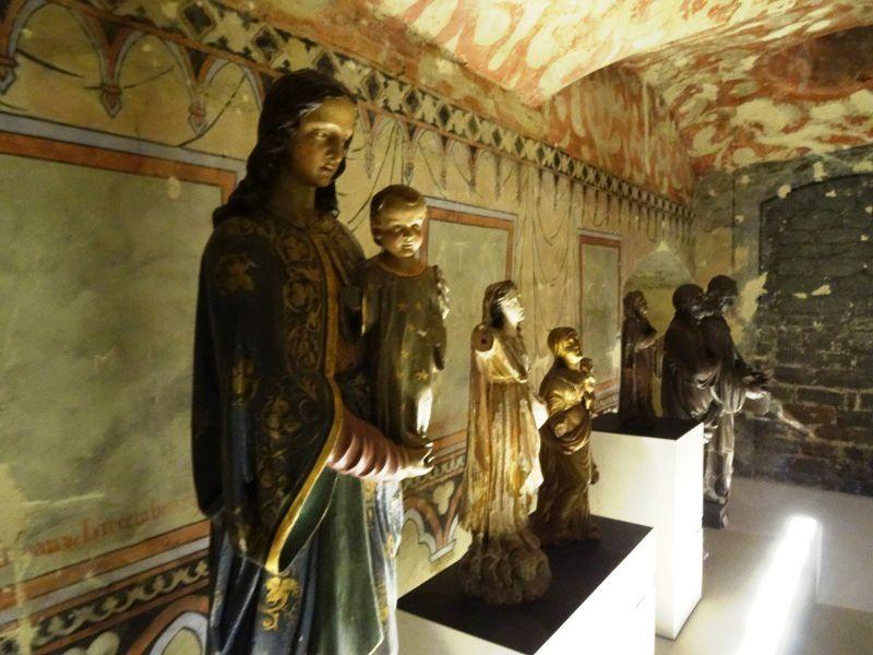 AVEC LA CRYPTE DE NOTRE DAME DE BOULOGNE ...RETOUR SUR L' HISTOIRE DE LA BASILIQUE...N°3