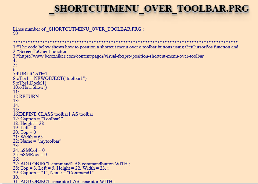 Search,find strings & Findstr &shellexecute - Visual Foxpro