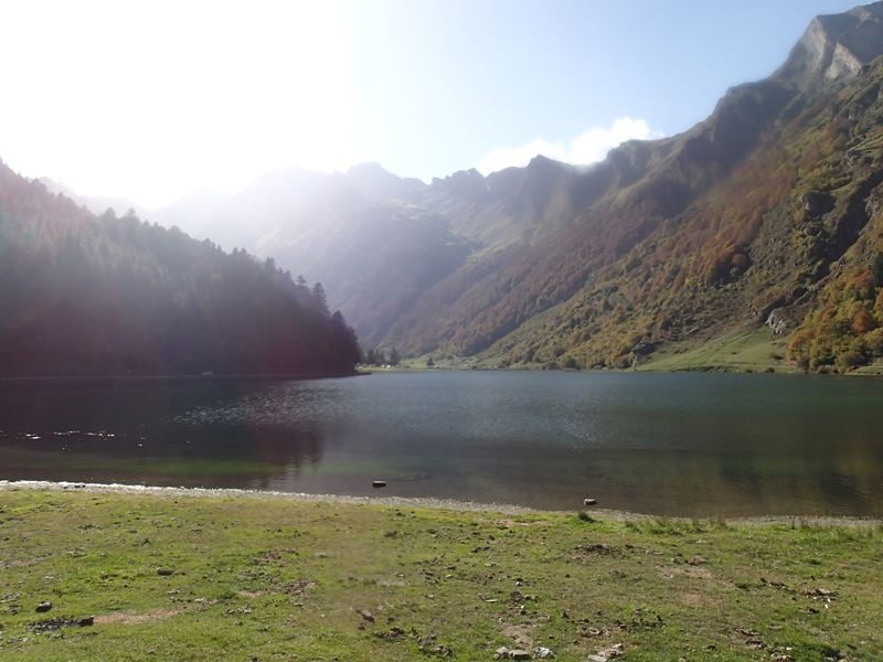 lac d'Estaing, 15.10.17, 15h14