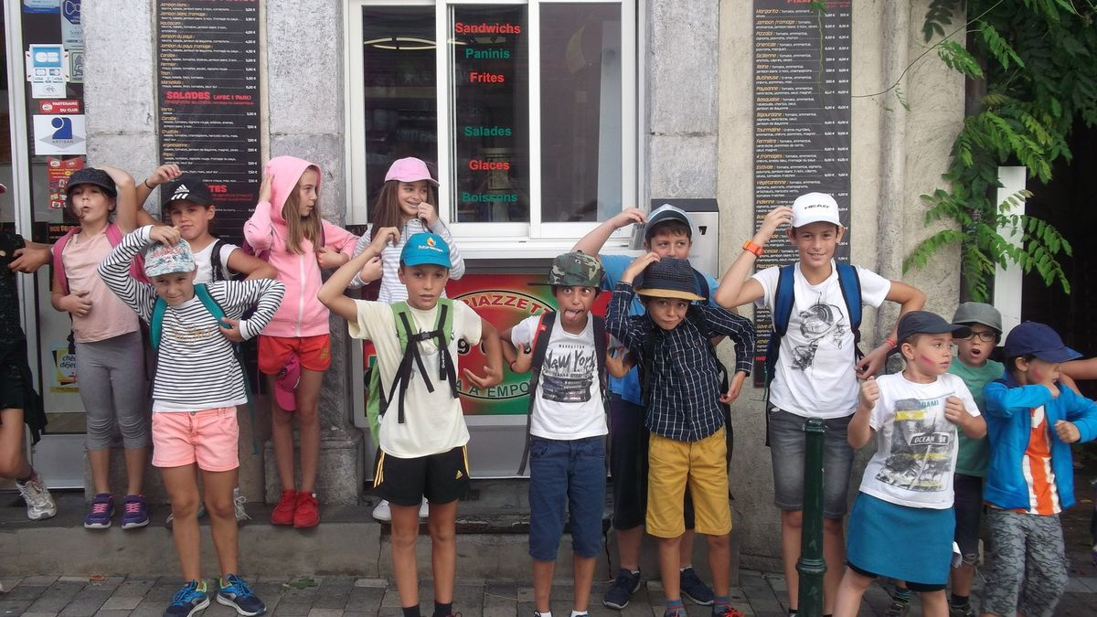 Mini Camp Argeles Gazost (Photos)
