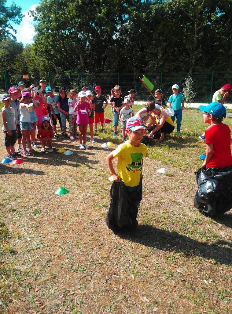 Mini Camp Ile d'Aix (Photos)