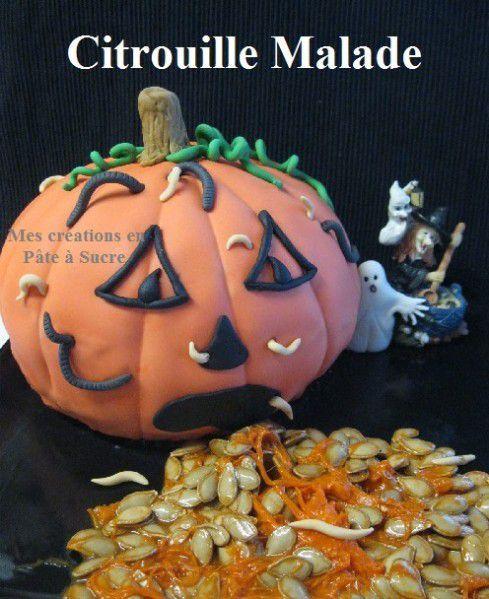 Halloween: Idées Cupcakes et Gâteaux en Pâte à Sucre