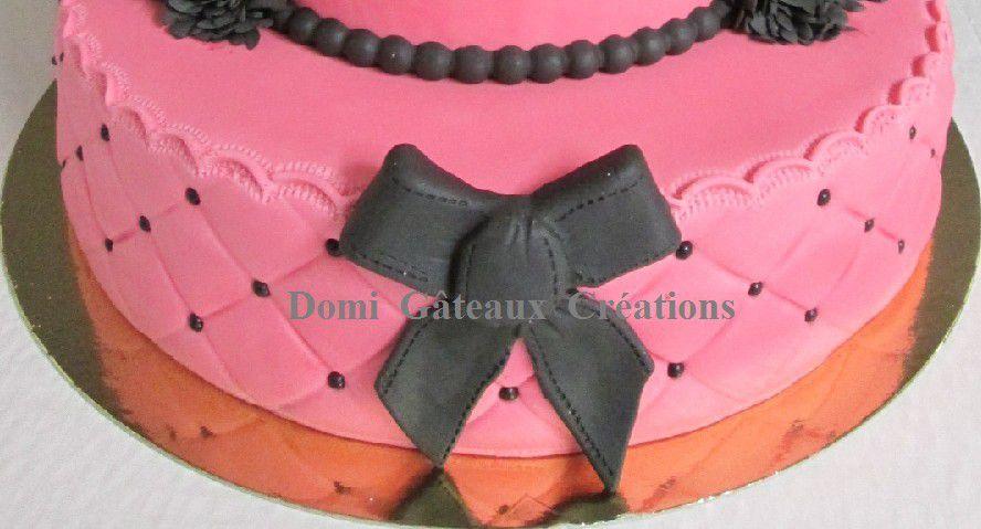 Gâteau &quot&#x3B;Betty Boop&quot&#x3B; 2D en Pâte à Sucre